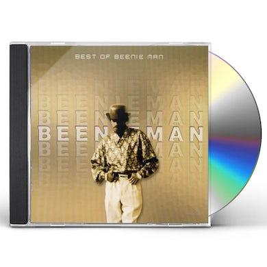 BEST OF BEENIE MAN CD