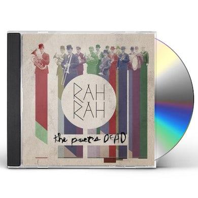 Rah Rah POET'S DEAD CD