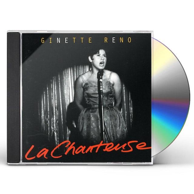 Ginette Reno CHANTEUSE CD