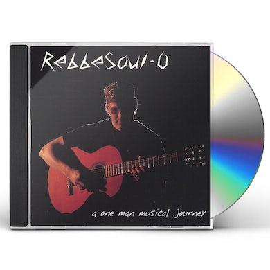 REBBESOUL-O CD