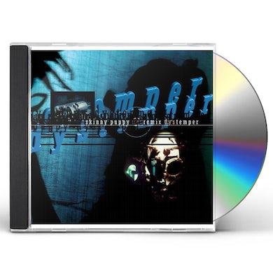 Skinny Puppy REMIX DYS TEMPER CD