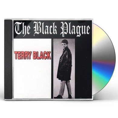 Terry Black BLACK PLAGUE CD