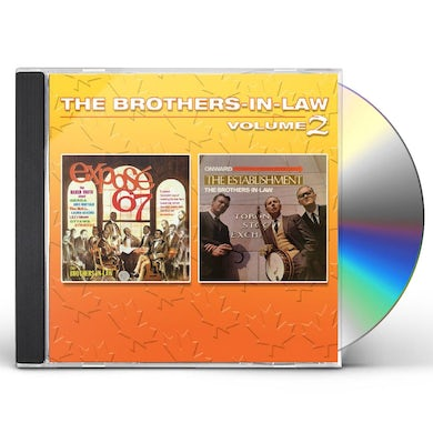 Brothers in law VOLUME 2 CD