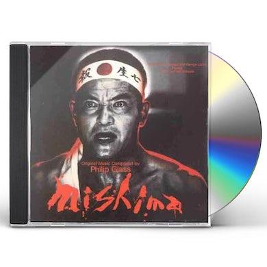 Philip Glass MISHIMA / Original Soundtrack CD
