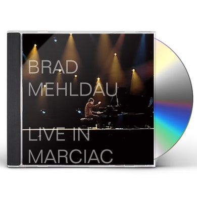Brad Mehldau LIVE IN MARCIAC CD