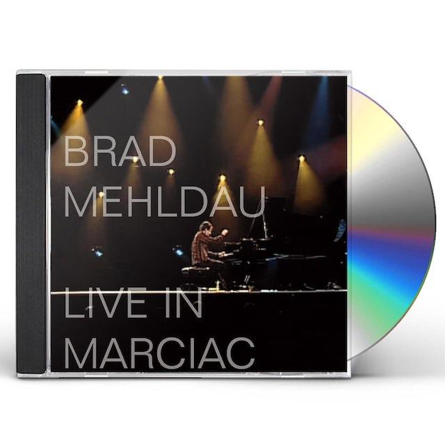 Brad Mehldau LIVE IN MARCIAC CD