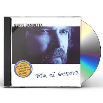 Beppe Gambetta BLU DI GENOVA CD