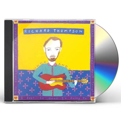 Richard Thompson RUMOR & SIGH CD