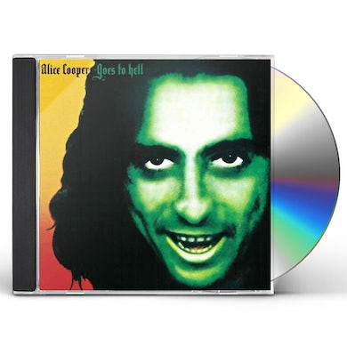Alice Cooper GOES TO HELL CD