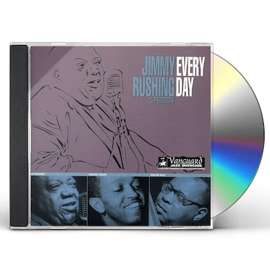 Jimmy Rushing EVERY DAY CD