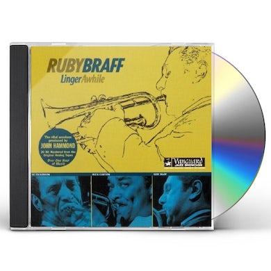Ruby Braff LINGER AWHILE CD