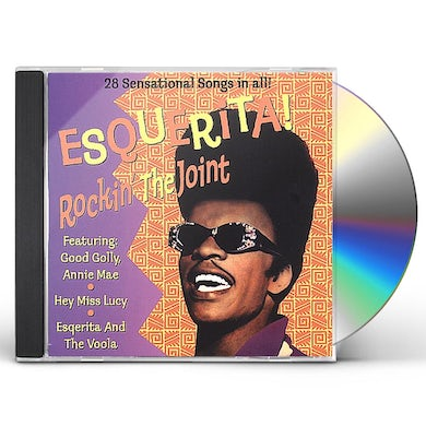 Esquerita BELIEVE ME WHEN I SAY ROCK & ROLL IS HERE TO STAY CD