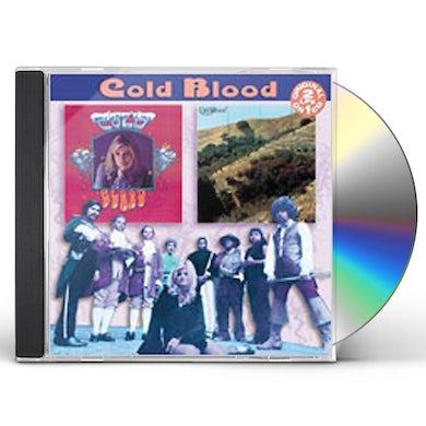 Cold Blood SISYPHUS CD