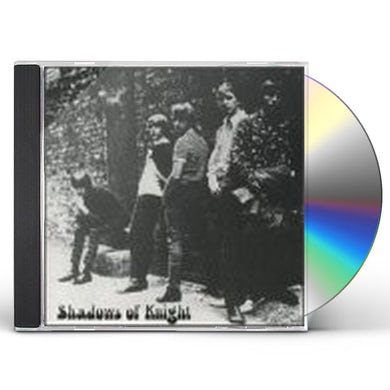 The Shadows Of Knight RAW N LIVE CD