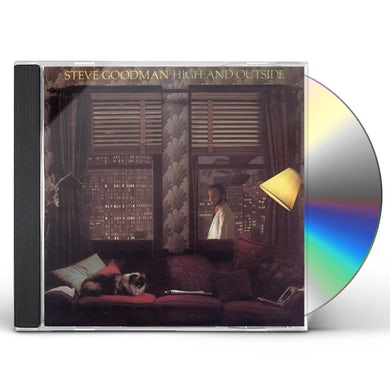 Steve Goodman HIGH & OUTSIDE CD