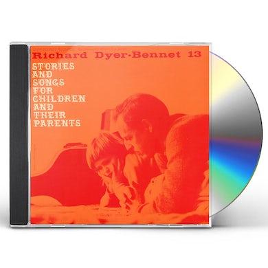 Richard Dyer-Bennet VOL. 13 CD