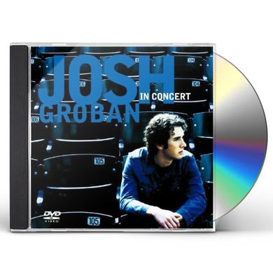 JOSH GROBAN IN CONCERT (CD & DVD) (SMART PAK) CD