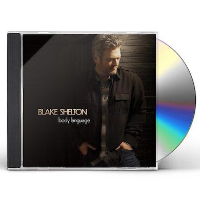 Blake Shelton BODY LANGUAGE CD