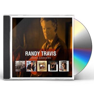 Randy Travis ORIGINAL ALBUM SERIES CD