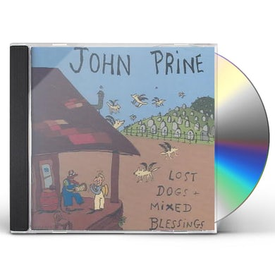 John Prine LOST DOGS & MIXED BLESSINGS CD