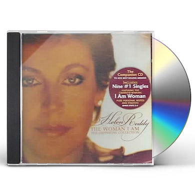 Helen Reddy WOMAN I AM: DEFINITIVE COLLECTION CD