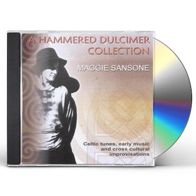Maggie Sansone HAMMERED DULCIMER COLLECTION CD
