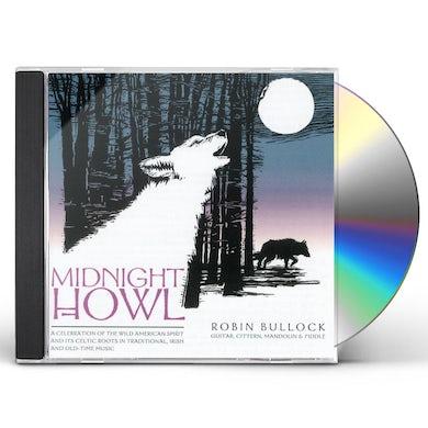 Robin Bullock MIDNIGHT HOWL CD