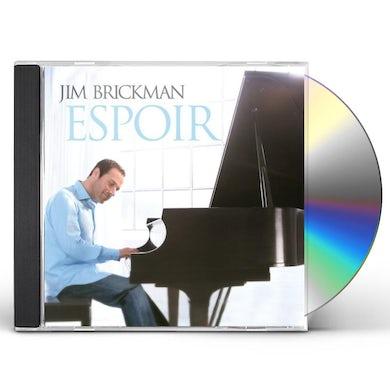 Jim Brickman ESPOIR CD