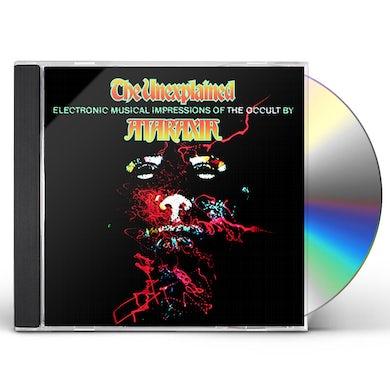 Ataraxia THE UNEXPLAINED CD