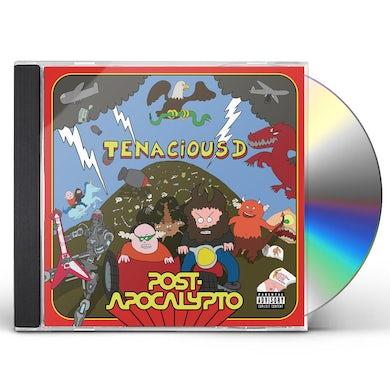 Tenacious D POST-APOCALYPTO CD