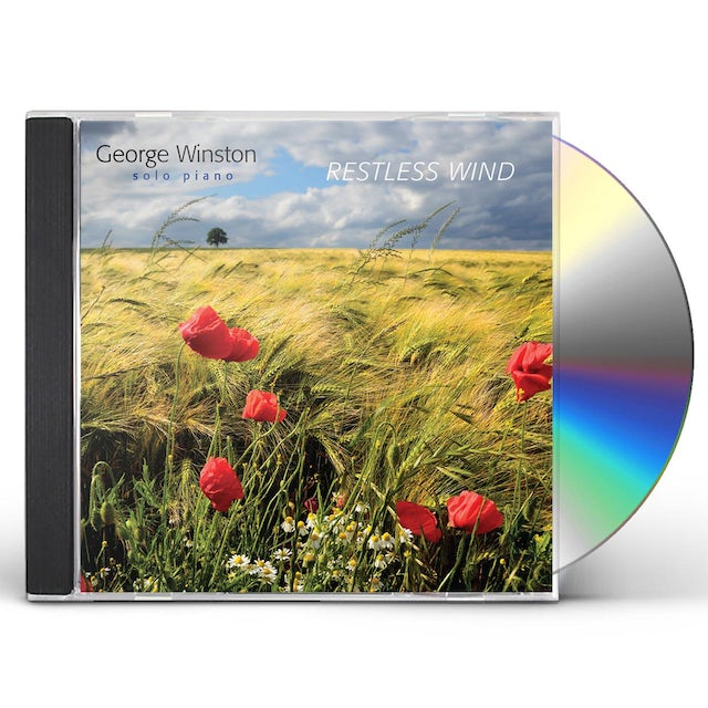 George Winston RESTLESS WIND CD