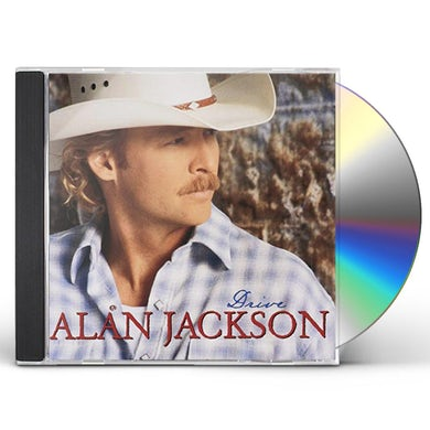 Alan Jackson DRIVE (GOLD SERIES) CD