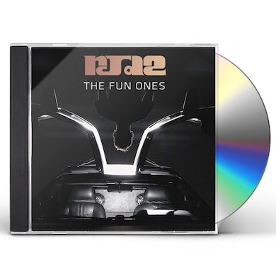 Rjd2 FUN ONES CD