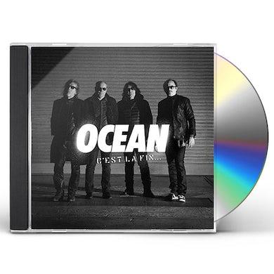 Ocean C'EST LA FIN / Original Soundtrack CD
