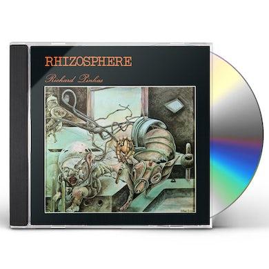Richard Pinhas RHIZOSPHERE CD
