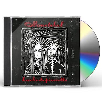 Hackedepicciotto MENETEKEL CD