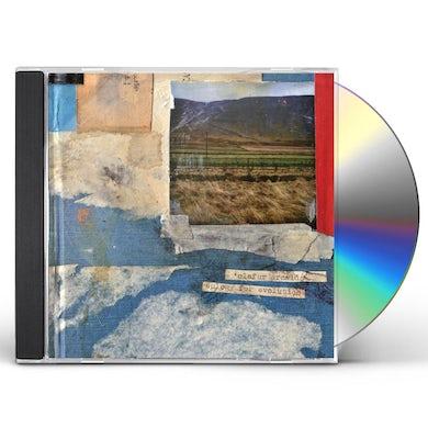 Ólafur Arnalds EULOGY FOR EVOLUTION 2017 CD