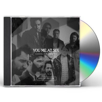 You Me At Six CAVALIER YOUTH: DELUXE EDITION CD