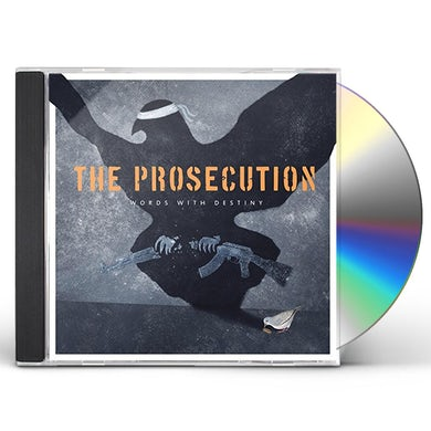 PROSECUTION WORDS WITH DESTINY CD