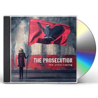 PROSECUTION UNFOLLOWING CD