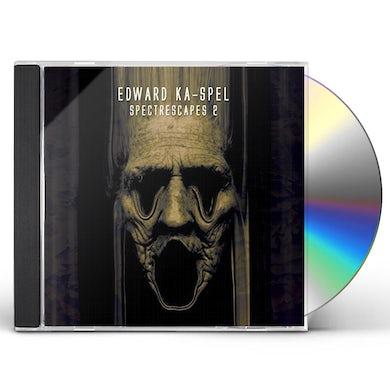 Edward Ka-Spel SPECTRESCAPES 2 CD
