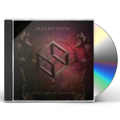 BAHNTIER AGE OF DISCORD CD