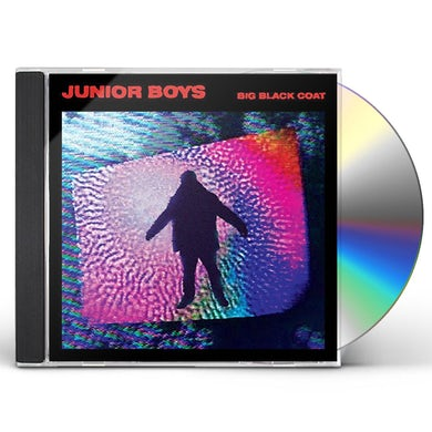 Junior Boys BIG BLACK COAT CD