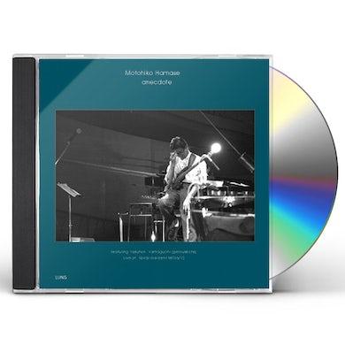 Motohiko Hamase ANECDOTE CD