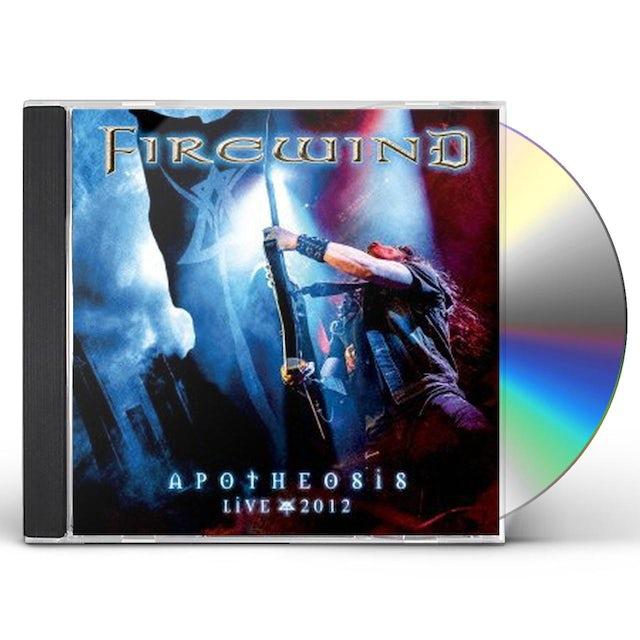 Firewind APOTHEOSIS: LIVE 2012 CD
