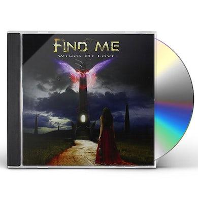FIND ME WINGS OF LOVE CD