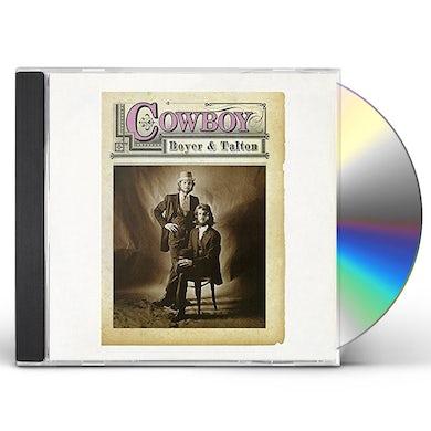 Cowboy BOYER & TALTON CD