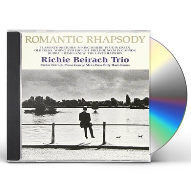 Richie Beirach ROMANTIC RHAPSODY CD