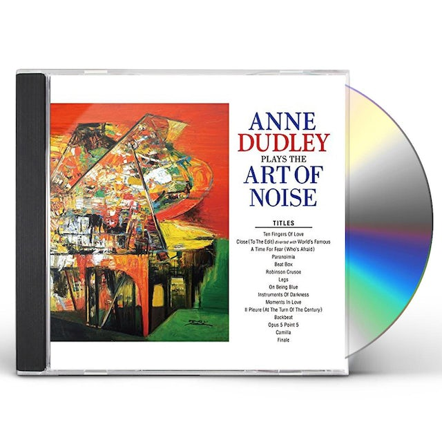 Anne Dudley PLAYS THE ART OF NOISE CD