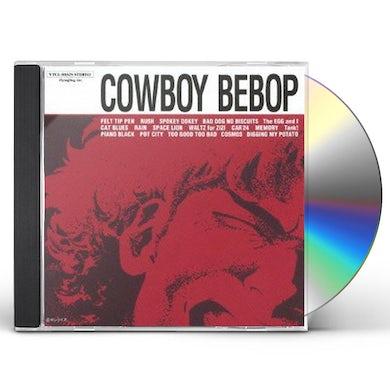 Seatbelts COWBOY BEBOP CD